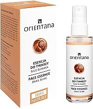 Parfémy, Parfumerie, kosmetika Esence-maska na obličej - Orientana Bio Essence-Mask Snail Secretion Filtrate