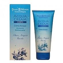 Parfémy, Parfumerie, kosmetika Tělový krém - Frais Monde Acqua Cream Body Sea Orange And Berries