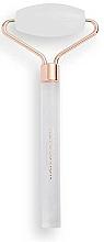 Parfémy, Parfumerie, kosmetika Jednostranný váleček z bílého křemene - Revolution Skincare Clear Quartz Roller