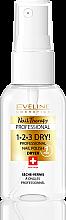 Parfémy, Parfumerie, kosmetika Sprej pro rychlé zaschnutí laku - Eveline Cosmetics Nail Therapy