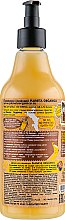 Sprchový gel - Planeta Organica No Stress Skin Super Food Shower Gel Coconut Milk & Fiji Banana — foto N2