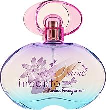 Parfémy, Parfumerie, kosmetika Salvatore Ferragamo Incanto Shine - Toaletní voda