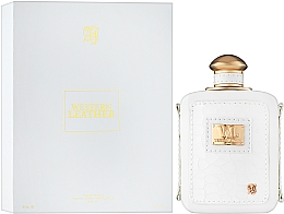 Alexandre.J Western Leather White - Parfémovaná voda — foto N3