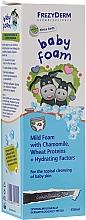 Parfémy, Parfumerie, kosmetika Měkká pěna pro každodenní péči o miminka a děti - Frezyderm Baby Foam