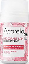 Parfémy, Parfumerie, kosmetika Kuličkový deodorant Wildrose - Acorelle Wildrose Deo Roll-on