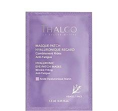 Parfémy, Parfumerie, kosmetika Hyaluronová kompresní maska na oční kontury - Thalgo Hyaluronic Eye-Patch Masks