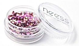 Parfémy, Parfumerie, kosmetika Třpytky na nehty, trojúhelníky - Neess Blink Effect Jet Decoration