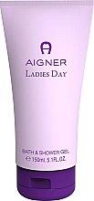 Parfémy, Parfumerie, kosmetika Aigner Ladies Day Bath & Shower Gel - Sprchový gel