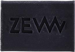 Parfémy, Parfumerie, kosmetika Mýdlo na obličej a tělo s uhlím - Zew For Men Face And Body Soap