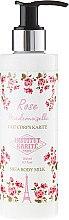 Parfémy, Parfumerie, kosmetika Tělové mléko - Institut Karite Rose Mademoiselle Shea Body Milk