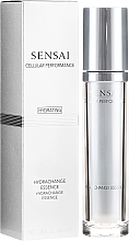 Parfémy, Parfumerie, kosmetika Esence na obličej - Kanebo Sensai Cellular Performance Hydrachange Essence