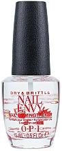Parfémy, Parfumerie, kosmetika Přípravek pro péči o suché a lámavé nehty - O.P.I Nail Envy Dry and Brittle