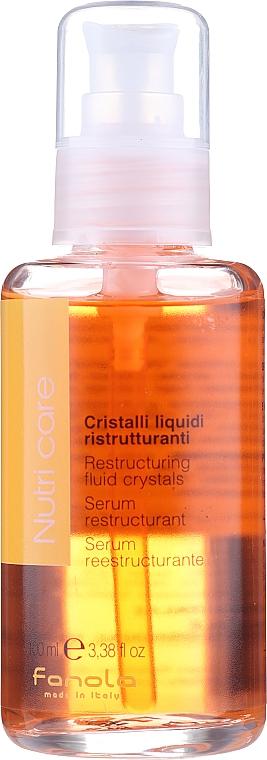 Fluid pro suché vlasy - Fanola Nutry Care Restructuring Fluid