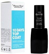"Parfémy, Parfumerie, kosmetika Zpevňovač ""10 Days"" - Pierre Rene Top Coat"
