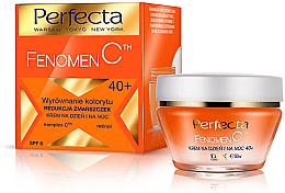 Parfémy, Parfumerie, kosmetika Krém na obličej - Perfecta Fenomen C 40+ Cream