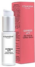 Parfémy, Parfumerie, kosmetika Sérum pro oči a rty - Collagena Code Express Lift Eye And Lip