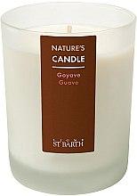 Parfémy, Parfumerie, kosmetika Parafínová svíčka s vůní guava - Ligne St Barth Body