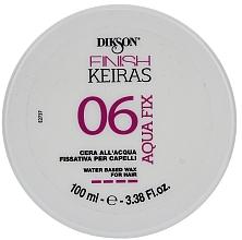 Parfémy, Parfumerie, kosmetika Fixační vosk na vodní bází - Dikson Finish Keiras Aqua Fix