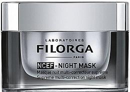 Parfémy, Parfumerie, kosmetika Multikorekční noční maska na obličej - Filorga NCEF-Night Mask