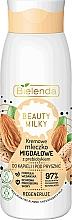 Parfémy, Parfumerie, kosmetika Sprchové mléko - Bielenda Beauty Milky Regenerating Almond Shower & Bath Milk