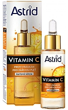 Parfémy, Parfumerie, kosmetika Pleťové sérum proti vráskám s vitamínem C - Astrid Vitamin C Anti-Wrinkle Serum