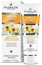 Parfémy, Parfumerie, kosmetika Gel na oční okolí Arnica Forte - Floslek Gel Arnica Forte