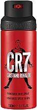 Parfémy, Parfumerie, kosmetika Cristiano Ronaldo CR7 - Deodorant-sprej