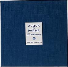 Parfémy, Parfumerie, kosmetika Acqua Di Parma Blu Mediterraneo - Sada (edt/4x10ml)