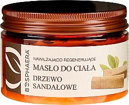 Parfémy, Parfumerie, kosmetika Hydratační a regenerační olej na tělo Santalové dřevo - Bosphaera