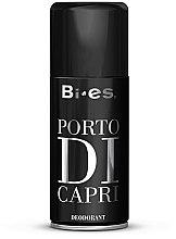 Parfémy, Parfumerie, kosmetika Deodorant-sprej - Bi-es Porto Di Capri