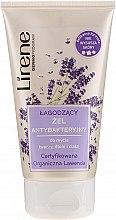 """Parfémy, Parfumerie, kosmetika Antibakteriální gel """"Organická levandule"""" pro mytí rukou, obličeje a těla - Lirene Antibacterial Gel"""