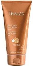 Parfémy, Parfumerie, kosmetika Ochranný lotion - Thalgo Age Defence Sun Lotion SPF 15