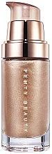 Parfémy, Parfumerie, kosmetika Tělový luminizer - Fenty Beauty Mini Body Lava Luminizer