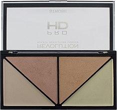 Parfémy, Parfumerie, kosmetika Paleta rozjasňovačů na strobing - Makeup Revolution HD Pro Strobe Revolution