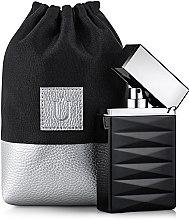 """Parfémy, Parfumerie, kosmetika Dárkové pouzdro na parfémy, černé """"Perfume Dress"""" - MakeUp"""