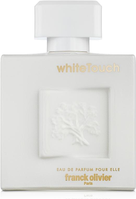 Franck Olivier White Touch - Parfémovaná voda — foto N1
