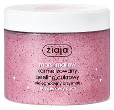 Parfémy, Parfumerie, kosmetika Cukrový tělový peeling Marshmallow a Jahoda - Ziaja Sugar Body Peeling
