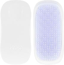 Parfémy, Parfumerie, kosmetika Hřeben na vlasy Detangler - Ikoo Home Classic Collection Brush (1ks)