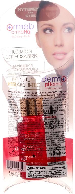 """Sérum na obličej """"Epidermální růstový faktor"""" - Dermo Pharma Bio Serum Skin Archi-Tec Epidermal Growth Factor — foto N2"""
