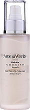 Parfémy, Parfumerie, kosmetika Čisticí pleťový gel - AromaWorks Purity Face Cleanser