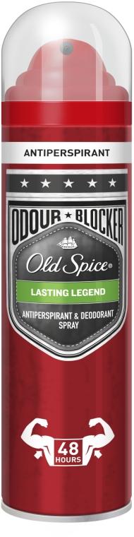 Aerosolový deodorant - Old Spice Lasting Legend Dezodorant Spray — foto N1