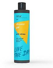 Parfémy, Parfumerie, kosmetika Antistresový gel na sprchu - Kili·g Man Anti-Stress Shower Gel
