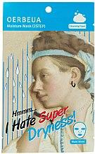 Parfémy, Parfumerie, kosmetika 2-stupňový systém péče o obličej - Oerbeua I Hate Super Dryness Mask Sheet