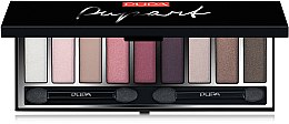 Parfémy, Parfumerie, kosmetika Oční stíny - Pupa Pupart Eyeshadow Palette