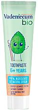 Parfémy, Parfumerie, kosmetika Bio zubní pasta pro děti, mátová - Vademecum Bio Kids Toothpaste