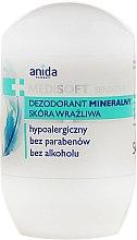 Parfémy, Parfumerie, kosmetika Minerální deodorant - Anida Pharmacy Medisoft Mineral Deo
