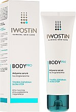 Parfémy, Parfumerie, kosmetika Aktivní sérum na popraskanou pokožku nohou - Iwostin Body Pro Serum