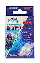 Parfémy, Parfumerie, kosmetika Voděodolné náplasti - Ntrade Active Plast First Aid Waterproof Plasters