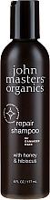 "Parfémy, Parfumerie, kosmetika Šampon na vlasy ""Med a ibišek"" - John Masters Organics Honey & Hibiscus Shampoo"