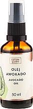 """Parfémy, Parfumerie, kosmetika Kosmetický olej """"Avocado"""" - Nature Queen Avocado Oil"""